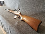 Ruger Mini-14 Ranch Stainless Like new