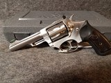 New Ruger SP101 22 LR Stainless - 2 of 7