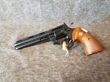 "Colt Python 357 6"" with Extrea Colt Grips"