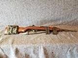 Winchester M1 30cal carbine serial #5810010,Winchester Barrel and Reciver.
