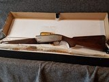 Browning Maxus Hunter Like New In Box 12ga 3""