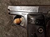 Colt Vest Pocket in 25acp