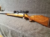 Weatherby Mark V LH 7MM Wby Mag/With Wby Scope