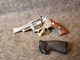 Super Nice Ruger Security Six Stainless 357