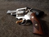Super Nice Ruger Security Six Stainless 357 - 3 of 12