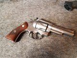 Super Nice Ruger Security Six Stainless 357 - 2 of 12