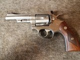 Super Nice Ruger Security Six Stainless 357 - 9 of 12