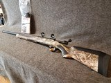 "Savage 110 Predator Rifle .223 Rem 24"" Barrel Realtree Max-1 camo"