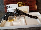 Colt New Frontier New In Box