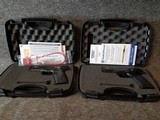 Smith and Wesson M&P 22 Set (2 Guns) Consecutive Numbers