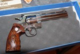 COLT PYTHON ELITE 1998 WITH BOX AND PAPER WORK AS WELL NAIR MINT FOR AGE STAINLESS BRIGHT ALL FACTORY....... - 11 of 15
