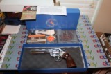 COLT PYTHON ELITE 1998 WITH BOX AND PAPER WORK AS WELL NAIR MINT FOR AGE STAINLESS BRIGHT ALL FACTORY....... - 1 of 15