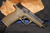 """SMITH AND WESSON M&P 45ACP 4.5"""" BI TONE FDE FACTORY BLACK SLIDE NEW COMPLETE PACKAGE,,,, - 7 of 17"""