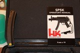H K SP5K 9MM SEMI-AUTO,,,NEW,,,3 -30 ROUND FACTORY MAGAZINES AWSOME COMPLETE PACKAGE,,,,,, - 2 of 8