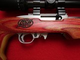 Ruger 10/22 USA Shooting Team race rifle .22 LR - 4 of 20