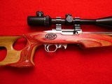 Ruger 10/22 USA Shooting Team race rifle .22 LR