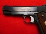 Colt combat commander .9mmmfg, 1980 - 13 of 13