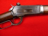 Winchester model 1886 .33WCF Take down - 4 of 20
