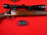 Savage Model 110C .22-250 bolt action Early Rifle - 18 of 18