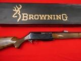 Browning Bar II safari in rare . 338 Win Mag.