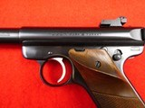 Ruger Mark II semi- auto with 10 inch target barrel .22 LR - 9 of 18