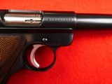 Ruger Mark II semi- auto with 10 inch target barrel .22 LR - 4 of 18