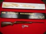 Browning FN High Power rifle .243 Safari Grade Sako NEW IN BOX Mfg. 1968 - 6 of 20