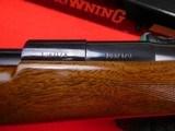 Browning FN High Power rifle .243 Safari Grade Sako NEW IN BOX Mfg. 1968 - 15 of 20
