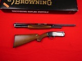 Browning Model 42 Limited Edition **NEW IN BOX** .410 pump - 7 of 16