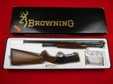 browning model 42 limited edition **new in box** .410 pump