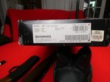 Browning Model 42 Limited Edition **NEW IN BOX** .410 pump - 15 of 16