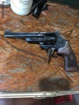Smith and Wesson Model 25-15 6.5 bbl