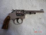 RARE S&W .22 HE 3rd. Ladysmith Mod.M Nickel as NIB 3.5 - 2 of 11