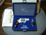 S&W Mod. 331 Airlite TI .32 H&R Magnum MIC - 1 of 8