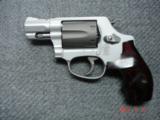 S&W Mod. 331 Airlite TI .32 H&R Magnum MIC - 4 of 8