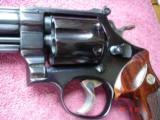 "S&W Mod.25-2 Mod of 1955 MIC 6 1/2""BBL. TT,TH,TS .45ACP Cased with papers & Tools MFG 1979 MINT HARD to Find! - 7 of 15"