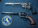 Colt 1873 Peacemaker Centennial Set 2nd.Gen. NEW .44/40 Win./.45 Colt MFG 1973 Only 500 Sets MFG - 1 of 15