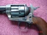 Colt 1873 Peacemaker Centennial Set 2nd.Gen. NEW .44/40 Win./.45 Colt MFG 1973 Only 500 Sets MFG - 9 of 15