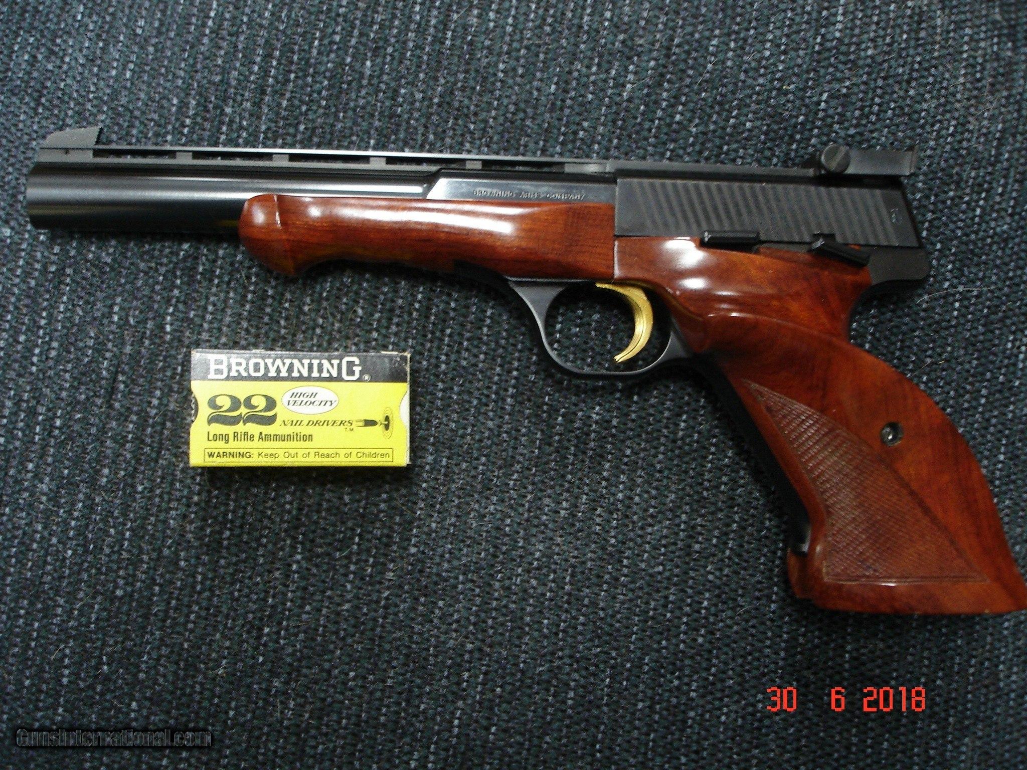 browning medalist mfg 1969 mic hard case tools owners manual etc rh gunsinternational com Cooper Firearms Company Cooper Model 21 Varminter