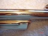 "S&W Model .38/44 Heavy Duty Model of 1950 Bright nickel 5""BBl.MFG 1955 5-screw Excellent in Custom Case with knife Etc. Elk Stag Stocks - 11 of 15"