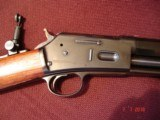 "USFA RARE Lightning Magazine Rifle .45 Colt As NEW 26"" Dome Blue 1/2Oct. 1/2 Round BBl. Walnut Stright Grip Stock Checkered Forearm MFG 2000 - 10 of 15"