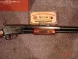 "USFA RARE Lightning Magazine Rifle .45 Colt As NEW 26"" Dome Blue 1/2Oct. 1/2 Round BBl. Walnut Stright Grip Stock Checkered Forearm MFG 2000 - 5 of 15"