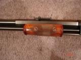 "USFA RARE Lightning Magazine Rifle .45 Colt As NEW 26"" Dome Blue 1/2Oct. 1/2 Round BBl. Walnut Stright Grip Stock Checkered Forearm MFG 2000 - 8 of 15"