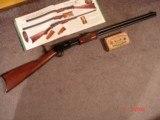 "USFA RARE Lightning Magazine Rifle .45 Colt As NEW 26"" Dome Blue 1/2Oct. 1/2 Round BBl. Walnut Stright Grip Stock Checkered Forearm MFG 2000 - 2 of 15"