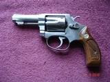 """S&W Model 650 Rare .22WMRFService kit Gun Stainless3"""" BBl MFG 1984 Near Mint overall"""