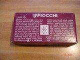 Hard to Find .455 Eley (455 MK II) MFG by Fiocchi 262 Gr. Lead Round Nose Ctgs. Box of 50 center fire Ctgs. - 4 of 6