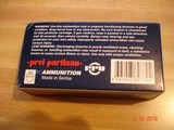 Hard to Find .22 Remington Jet Ctgs by Prvi-partizan 50 Round Boxes45 Gr. Jacketed soft points. - 2 of 5