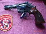 Smith & Wesson Mod. K-22 Combat Master Piece 5-screw D/A Rev. MFG 1954