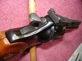 """Colt Diamondback Blue .22LR. 4"""" BBl. MFG in 1981Mint all Original Revolver Walnut Stocks with Gold Medallions - 12 of 15"""