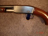 Remington Mod.121SBMo Skeet o Bore (Rutlidge bore) .22 Shot takedownSlide Action Rifle MFG 1962 ExcellentAll Original Smooth Bore - 6 of 14